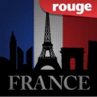 Logo de la radio Rouge FM Made in France