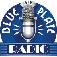 Logo de la radio Blue Plate Radio