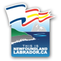 Logo of radio station CJYQ Radio Newfoundland