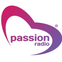 Logo of radio station Passion Radio