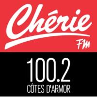 Logo of radio station Chérie FM Côtes-d'Armor - Lannion / Guingamp 100.2