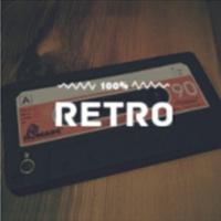 Logo of radio station 100FM - Retro