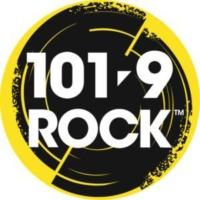 Logo de la radio CKFX-FM 101.9 ROCK
