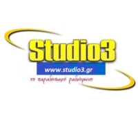 Logo of radio station Studio 3