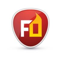 Logo of radio station Fire Online Radio