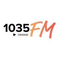 Logo de la radio 1035FM Orange