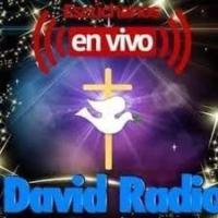 Logo of radio station David Radio
