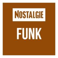 Logo of radio station Nostalgie Funk
