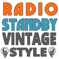 Logo of radio station Radio StandBy the Vintage Style