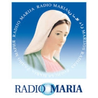 Logo of radio station Radio Maria Peru