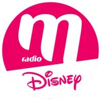 Logo de la radio M Radio - Disney