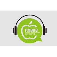 Logo of radio station 镇江交通广播 FM88.8