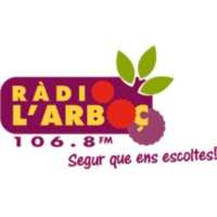 Logo of radio station Radio l´Arboç 106.8 FM
