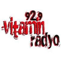 Logo of radio station Radyo Vitamin