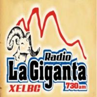 Logo de la radio XELBC Radio La Giganta 730 AM