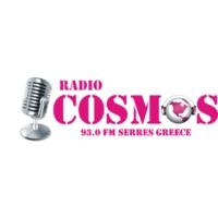 Logo de la radio Cosmos Radio 93