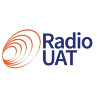 Logo of radio station XHTIO Radio UAT