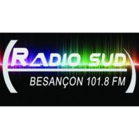 Logo of radio station Radio Sud Besançon