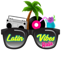 Logo of radio station Latin Vibes Radio