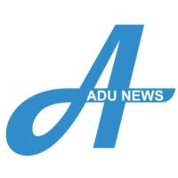 Logo of radio station ADU NEWS