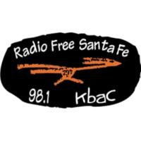 Logo de la radio 98.1 KBAC