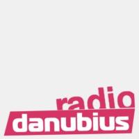 Logo of radio station Danubius Rádió