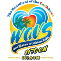 Logo of radio station WAVS 1170 AM