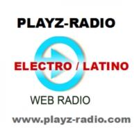Logo of radio station playz-radio
