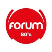 Logo de la radio Forum 80'S