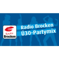 Logo of radio station Radio Brocken - Ü30 Partymix