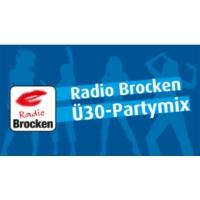 Logo of radio station Radio Brocken - Ü30 Partymix