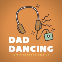 Logo de la radio Dad Dancing with Chris Batchelor