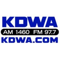 Logo of radio station KDWA 1460 AM