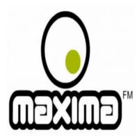Logo de la radio Maxima Fm