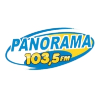 Logo of radio station Panorama FM 103.5