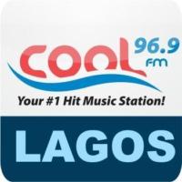 Logo de la radio Cool FM 96.9 - LAGOS