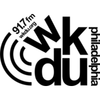 Logo of radio station WKDU 91.7 FM