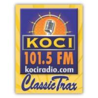 Logo de la radio KOCI 101.5