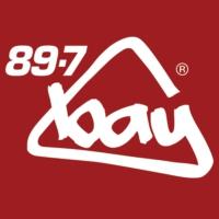 Logo de la radio 89.7 Bay