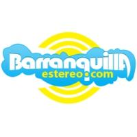 Logo of radio station Barranquilla Estereo