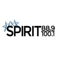 Logo de la radio KDUV Spirit