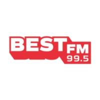 Logo of radio station BEST FM 99.5