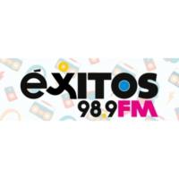 Logo de la radio XHAMO Éxitos 98.9