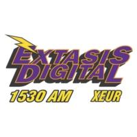 Logo de la radio XEUR Éxtasis Digital 1530