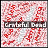 Logo of radio station Grateful Dead Radio