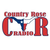 Logo of radio station Country Rose Radio