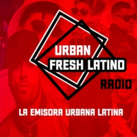 Logo of radio station URBANFRESHLATINORADIO