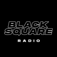Logo of radio station Black Square Radio
