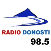Logo of radio station Radio Donosti 98.5