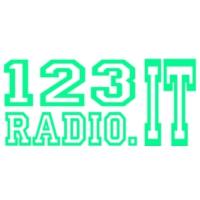 Logo of radio station 123radio